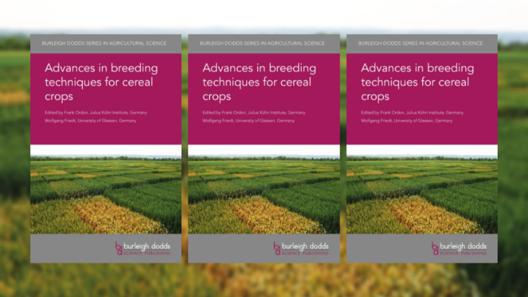 cereal, breeding, techniques, crops, cover, image