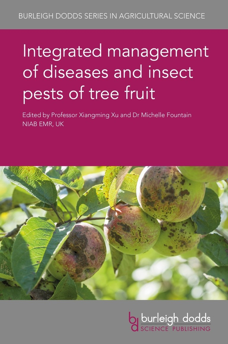 Integrated management of diseases and insect pests of tree fruit
