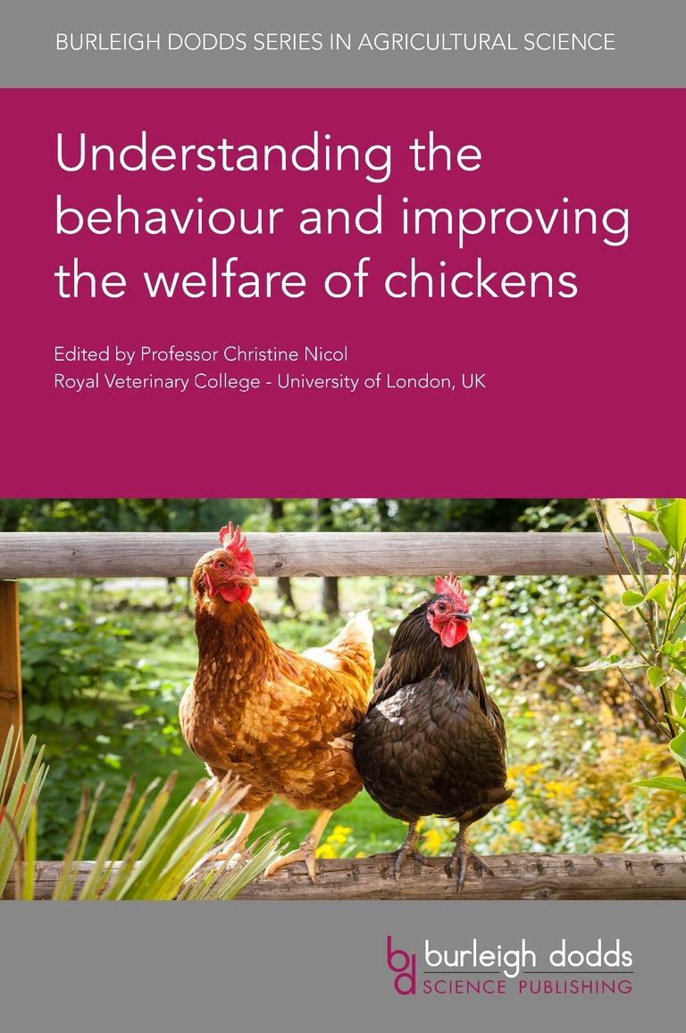 Understanding the behaviour and improving the welfare of chickens