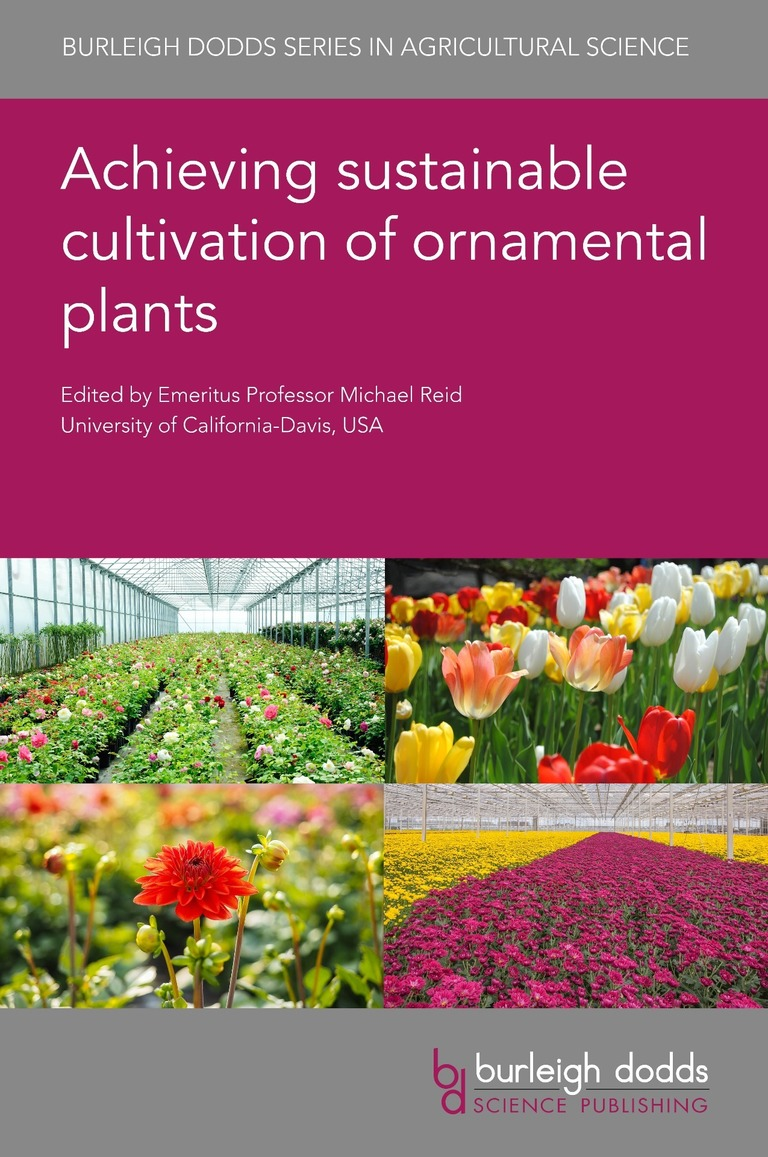 Achieving sustainable cultivation of ornamental plants