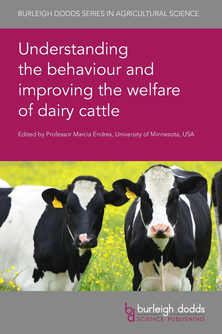 Understanding the behaviour and improving the welfare of dairy cattle