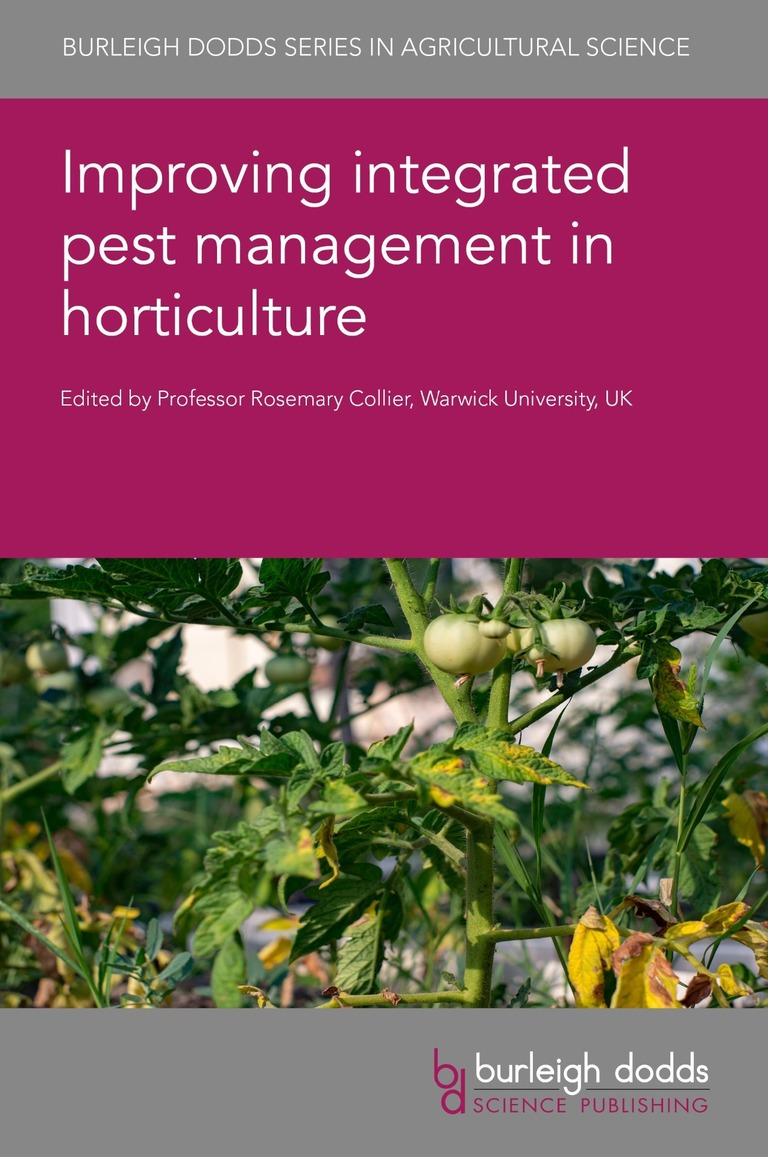 Improving integrated pest management in horticulture