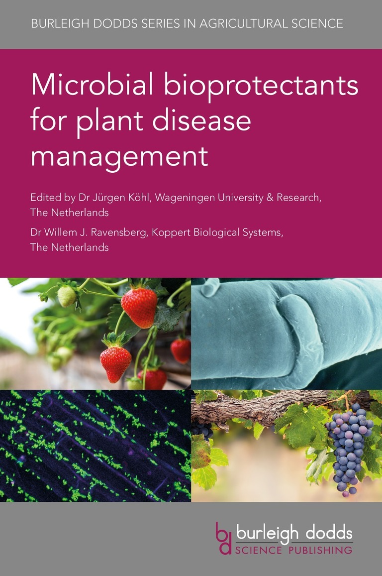 Microbial bioprotectants for plant disease management
