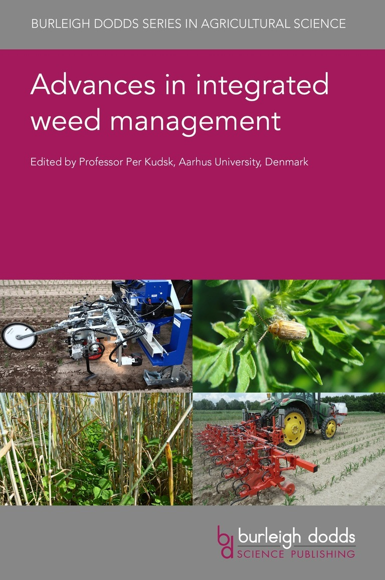 Advances in integrated weed management