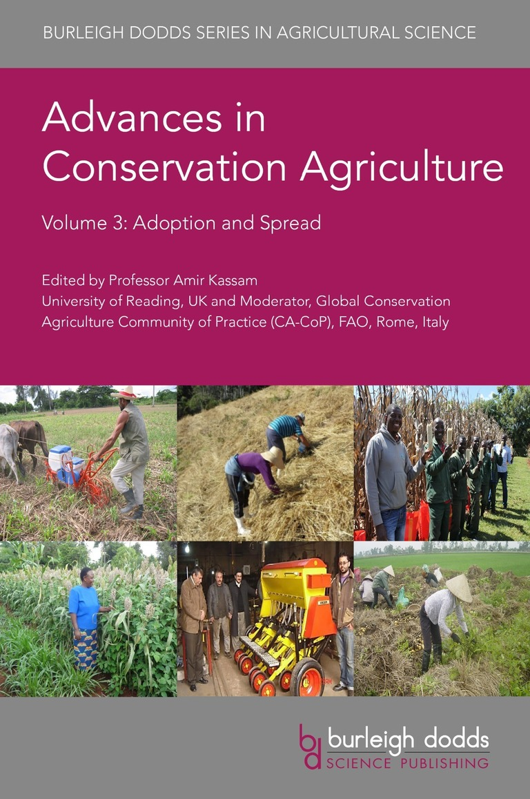 Advances in Conservation Agriculture - Volume 3