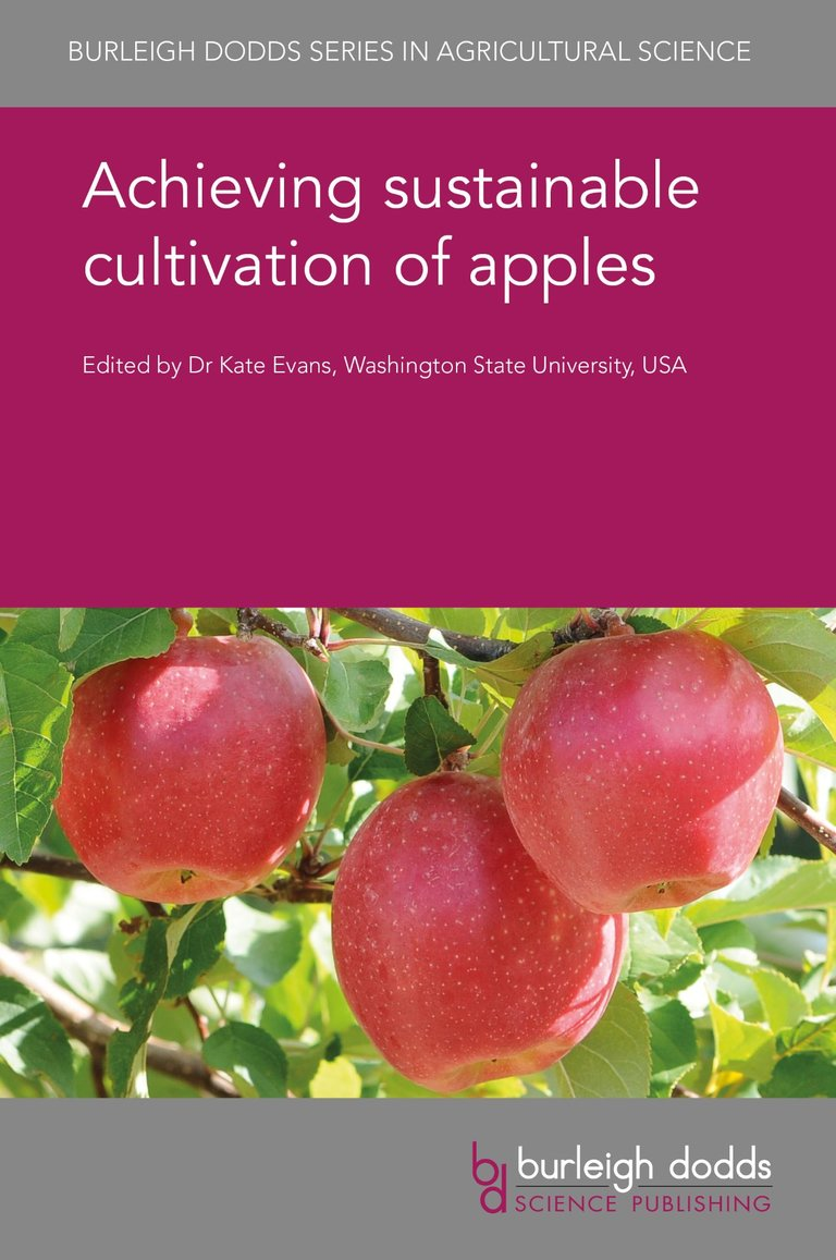 Achieving sustainable cultivation of apples