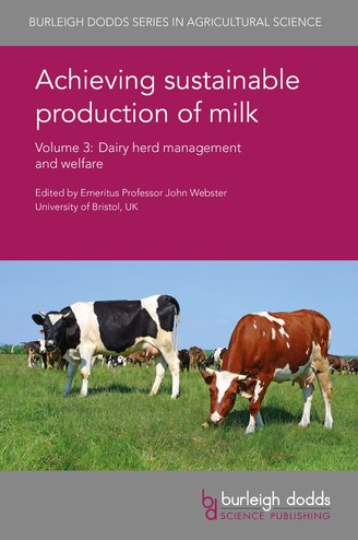 Achieving sustainable production of milk
