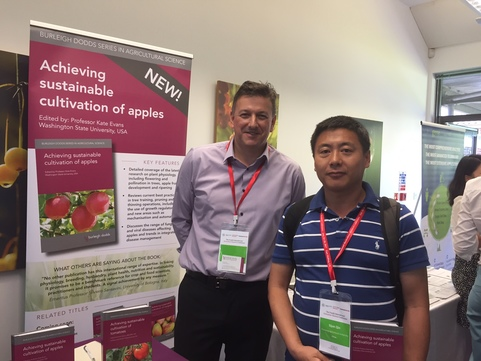 Fourth International Horticulture Research Conference, East Malling, Fruit Focus