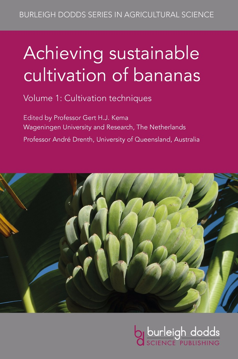 Achieving sustainable cultivation of bananas