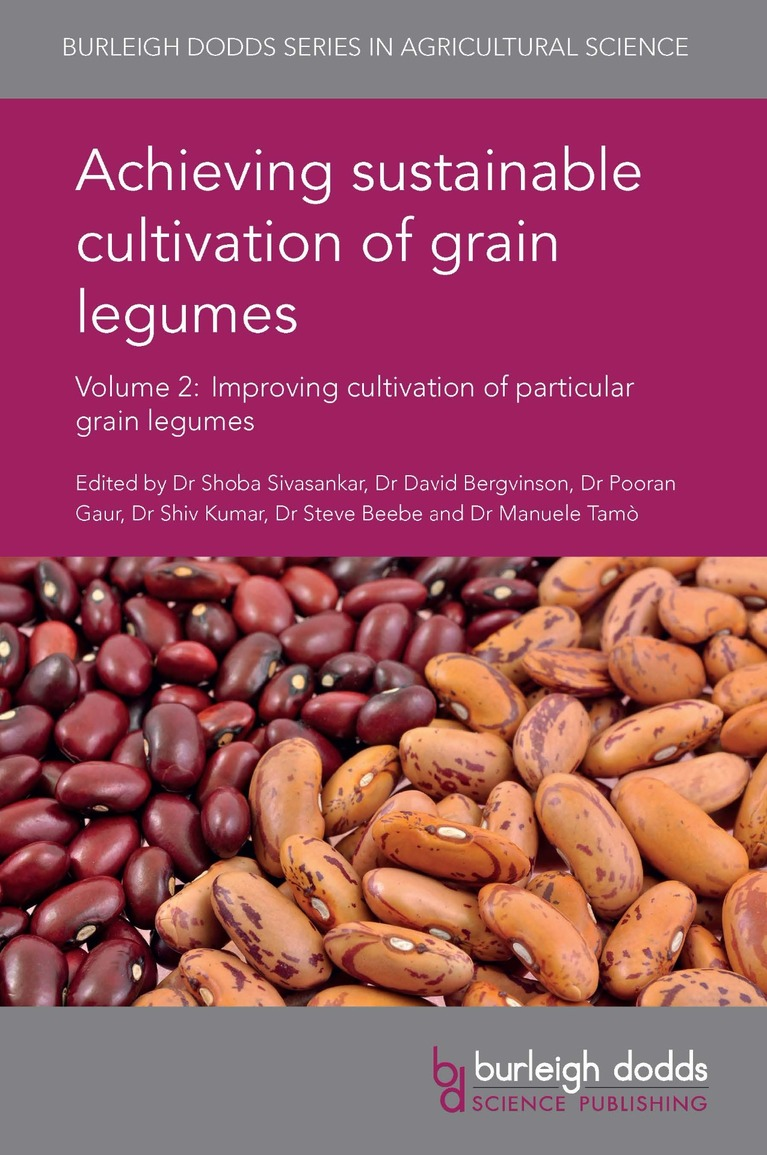 Achieving sustainable cultivation of grain legumes Volume 2