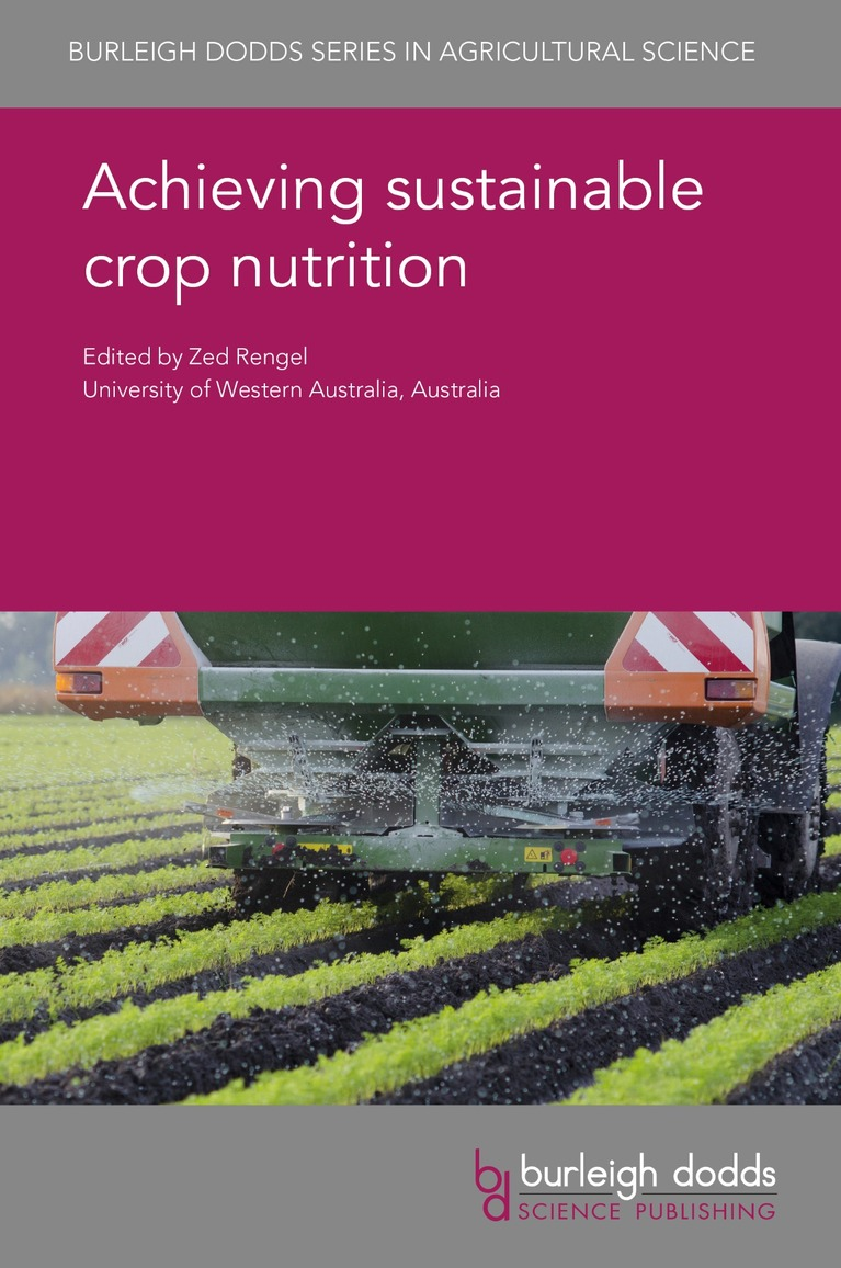 Achieving sustainable crop nutrition
