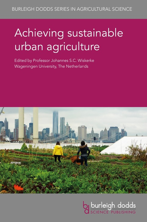 Achieving sustainable urban agriculture
