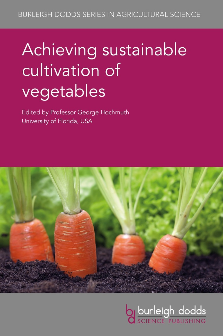 Achieving sustainable cultivation of vegetables