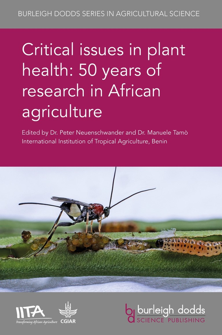 Critical issues in plant health: 50 years of research in African agriculture
